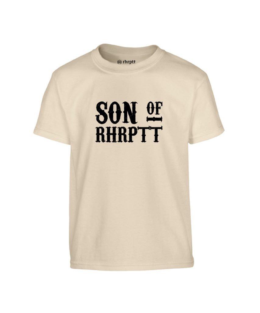 rhrptt kinder t-shirt vorne son of rhrptt sand