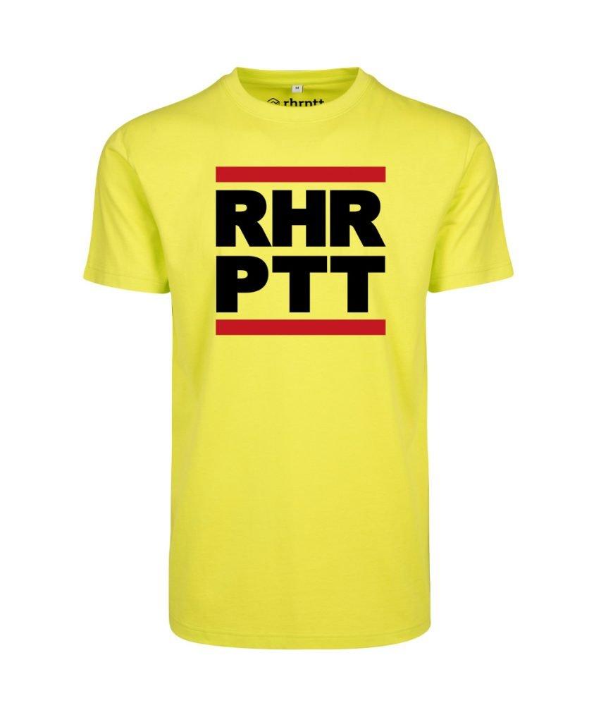 rhrptt t-shirt frozen yellow rundmc gross vorne
