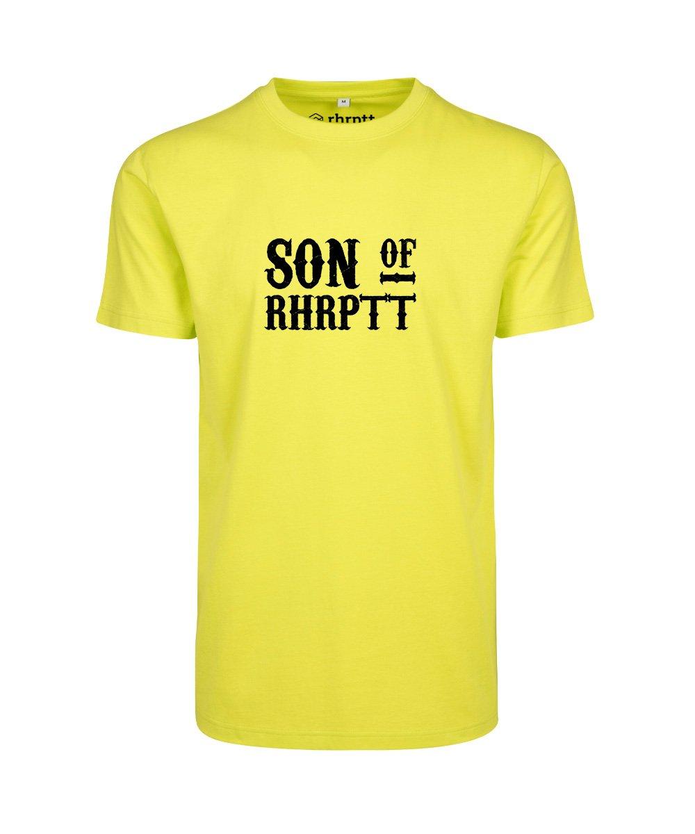 rhrptt t-shirt son of rhrptt frozen yellow vorne gross
