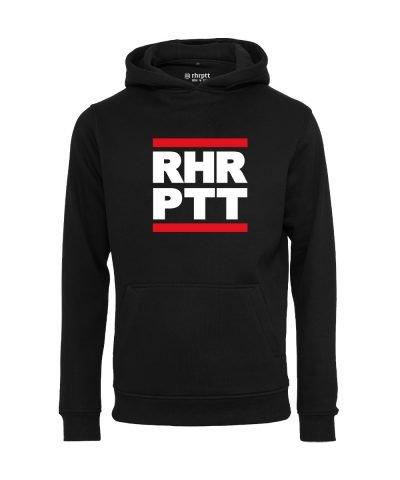 rhrptt hoodie runddmc gross schwarz black