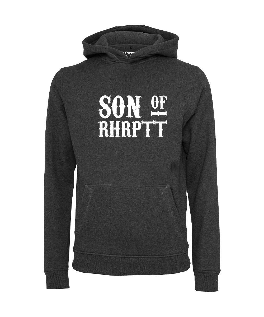 rhrptt hoodie son of rhrptt gross charcoal holzkohle